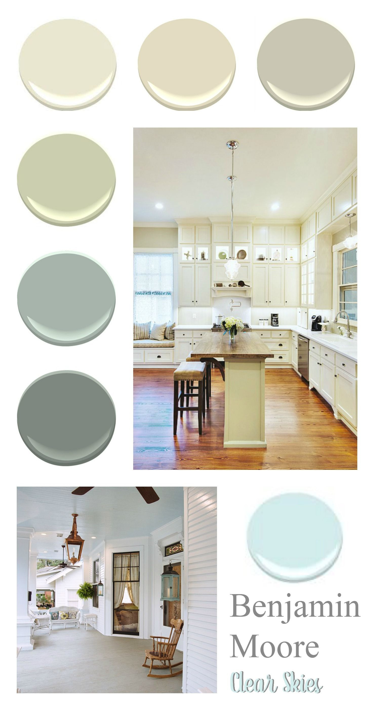 Best ideas about Modern Paint Colors . Save or Pin Southern Home Paint Color Palette Now.