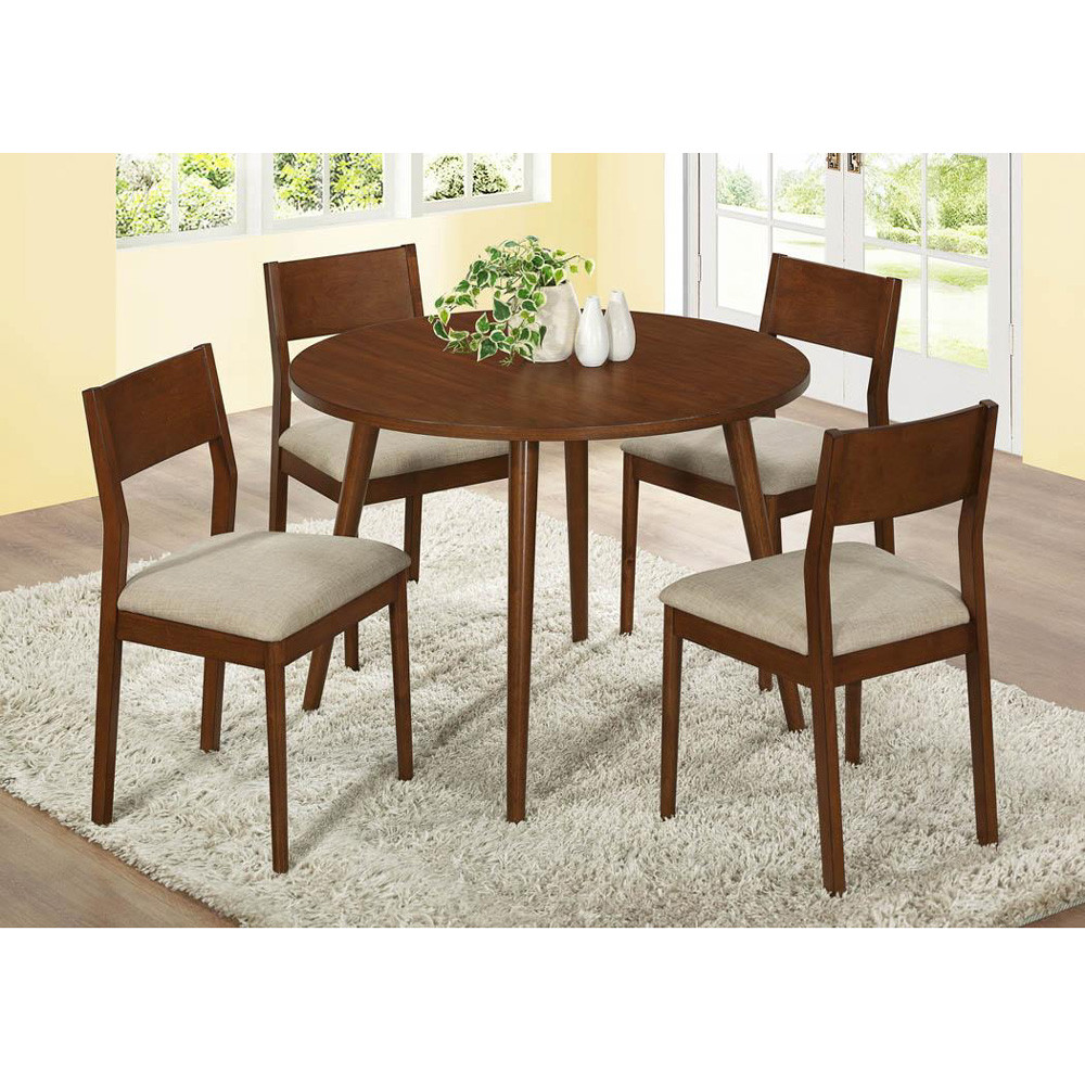 Best ideas about Modern Round Dining Table . Save or Pin Boris Modern Round Dining Table Now.