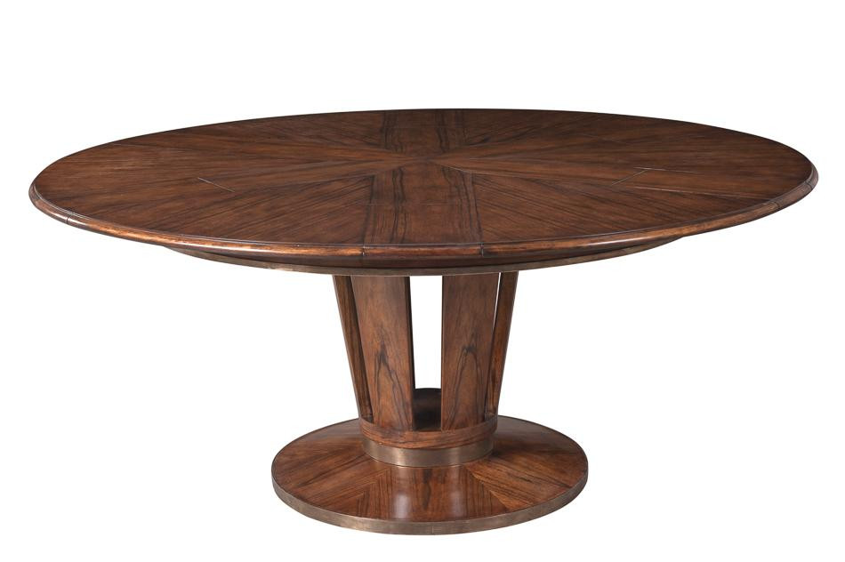 Best ideas about Modern Round Dining Table . Save or Pin Modern Round to Round 54 to 70 inch round dining table Now.