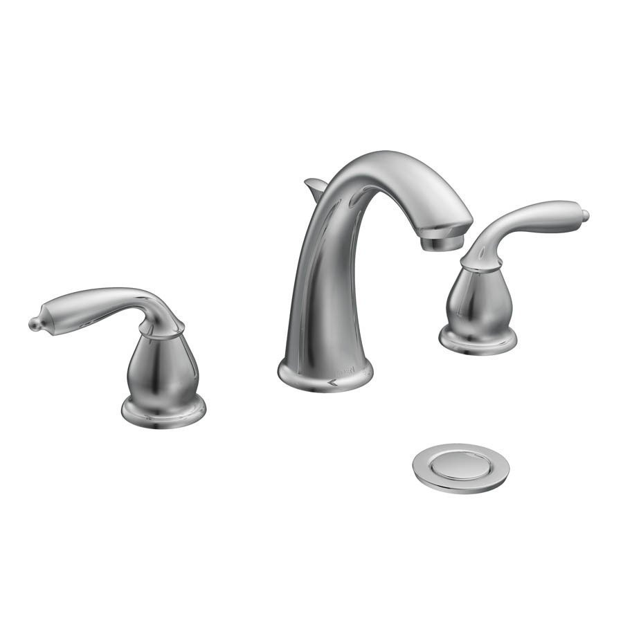 Best ideas about Moen Bathroom Faucets . Save or Pin Moen Bayhill Widespread Bathroom Faucet Now.