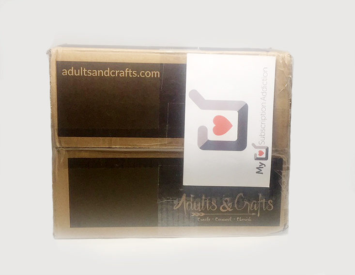 Best ideas about Monthly Craft Box For Adults . Save or Pin Adults & Crafts Box Review Coupon October 2017 Now.