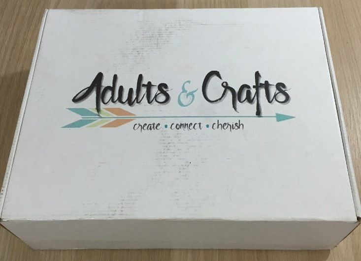Best ideas about Monthly Craft Box For Adults . Save or Pin Adults & Crafts Subscription Box Review Coupon – July Now.