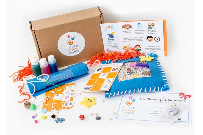 Best ideas about Monthly Craft Box For Adults . Save or Pin Little Loving Hands monthly craft kits are something special Now.