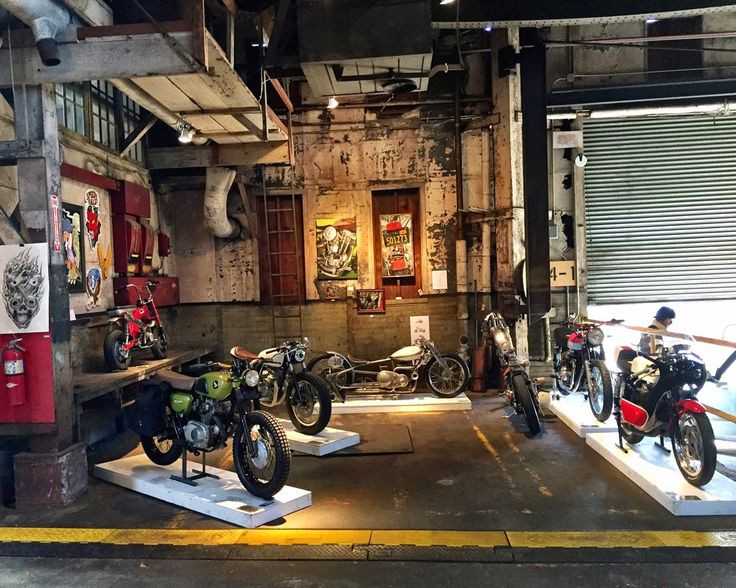 Best ideas about Motorcycle Garage Ideas . Save or Pin 203 best images about Garage Shop on Pinterest Now.