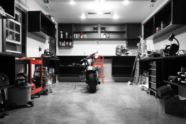 Best ideas about Motorcycle Garage Ideas . Save or Pin Efficacious Cool Motorcycle Garage Ideas for Enthusiast Now.