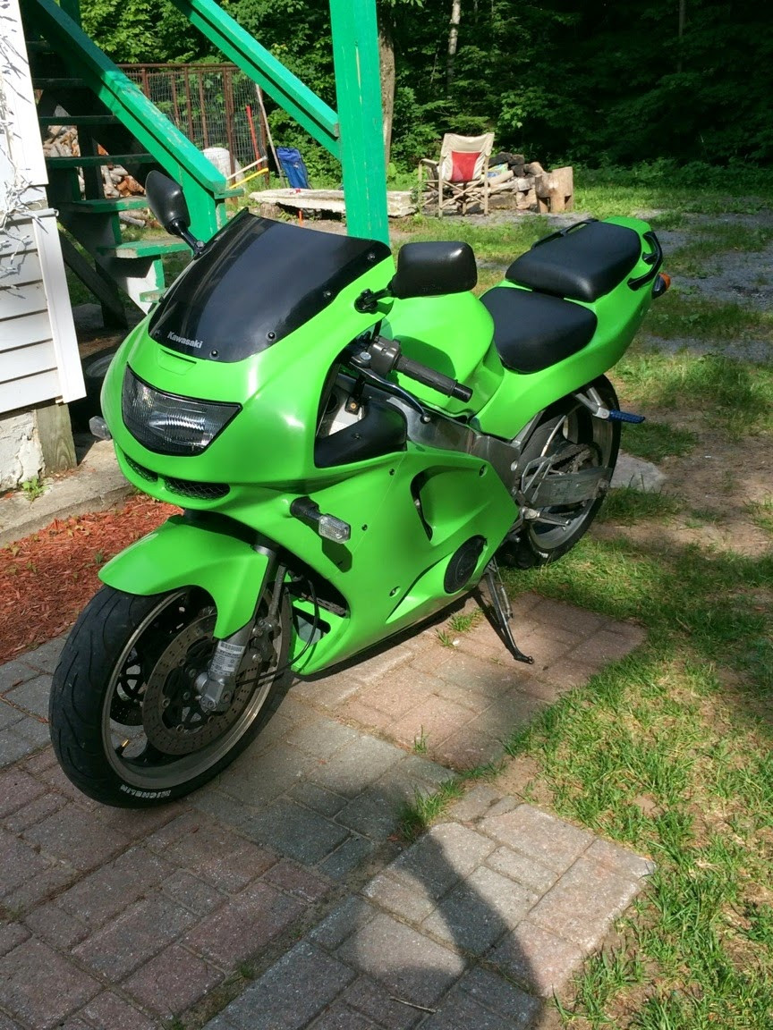 Best ideas about Motorcycle Paint Colors . Save or Pin 66 Auto Color Motorcycle Paint Kawasaki Lime Green Ninja Now.