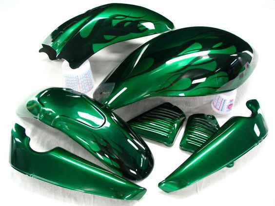 Best ideas about Motorcycle Paint Colors . Save or Pin exotic motorcycle paint jobs Now.