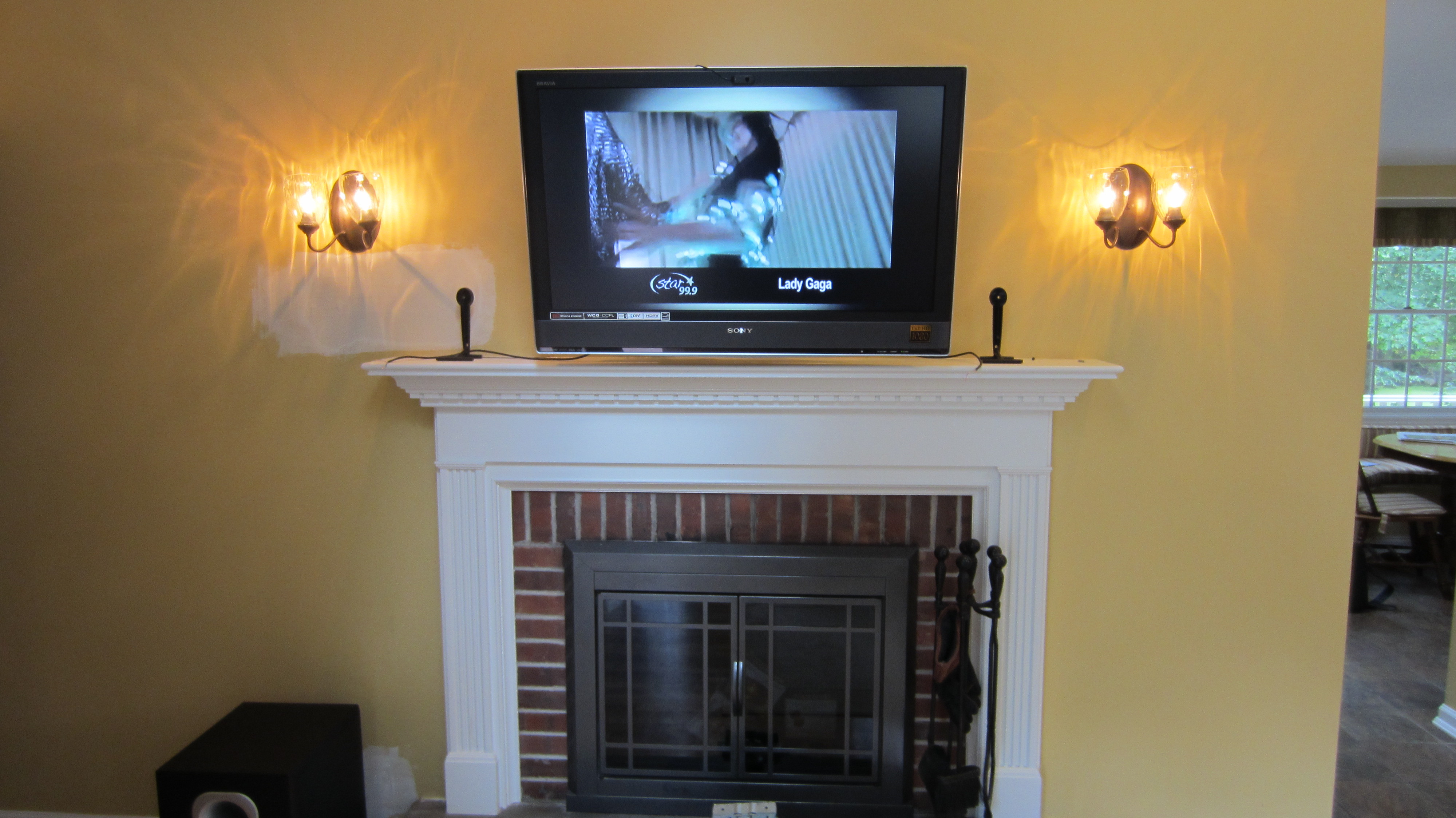 Best ideas about Mounting Tv Above Fireplace . Save or Pin blog Home Theater Installation Now.