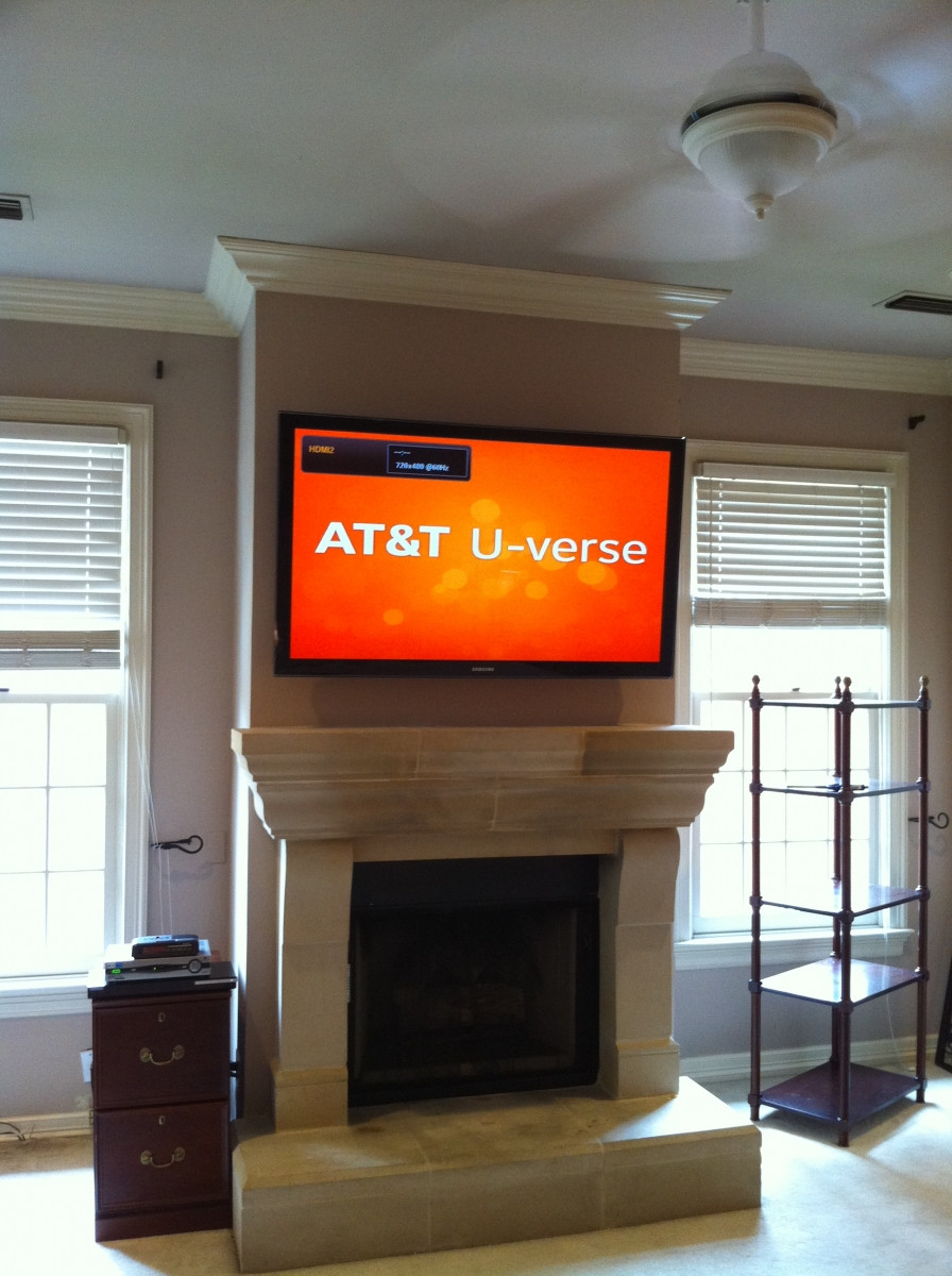Best ideas about Mounting Tv Above Fireplace . Save or Pin wibiworks Page 174 Modern Entertaintment Center Now.