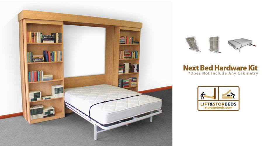Best ideas about Murphy Bed Hardware Kit DIY . Save or Pin DIY Next Bed Hardware Kits Now.