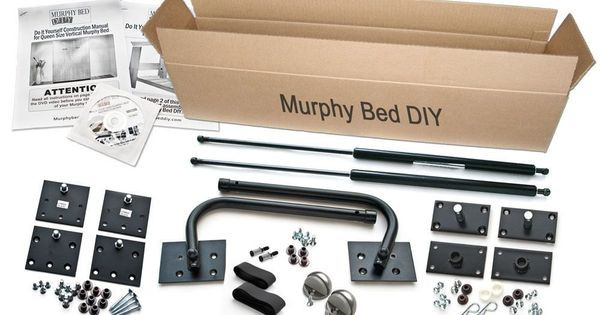 Best ideas about Murphy Bed Hardware Kit DIY . Save or Pin Murphy Bed DIY Hardware Kit plete with All Parts Now.