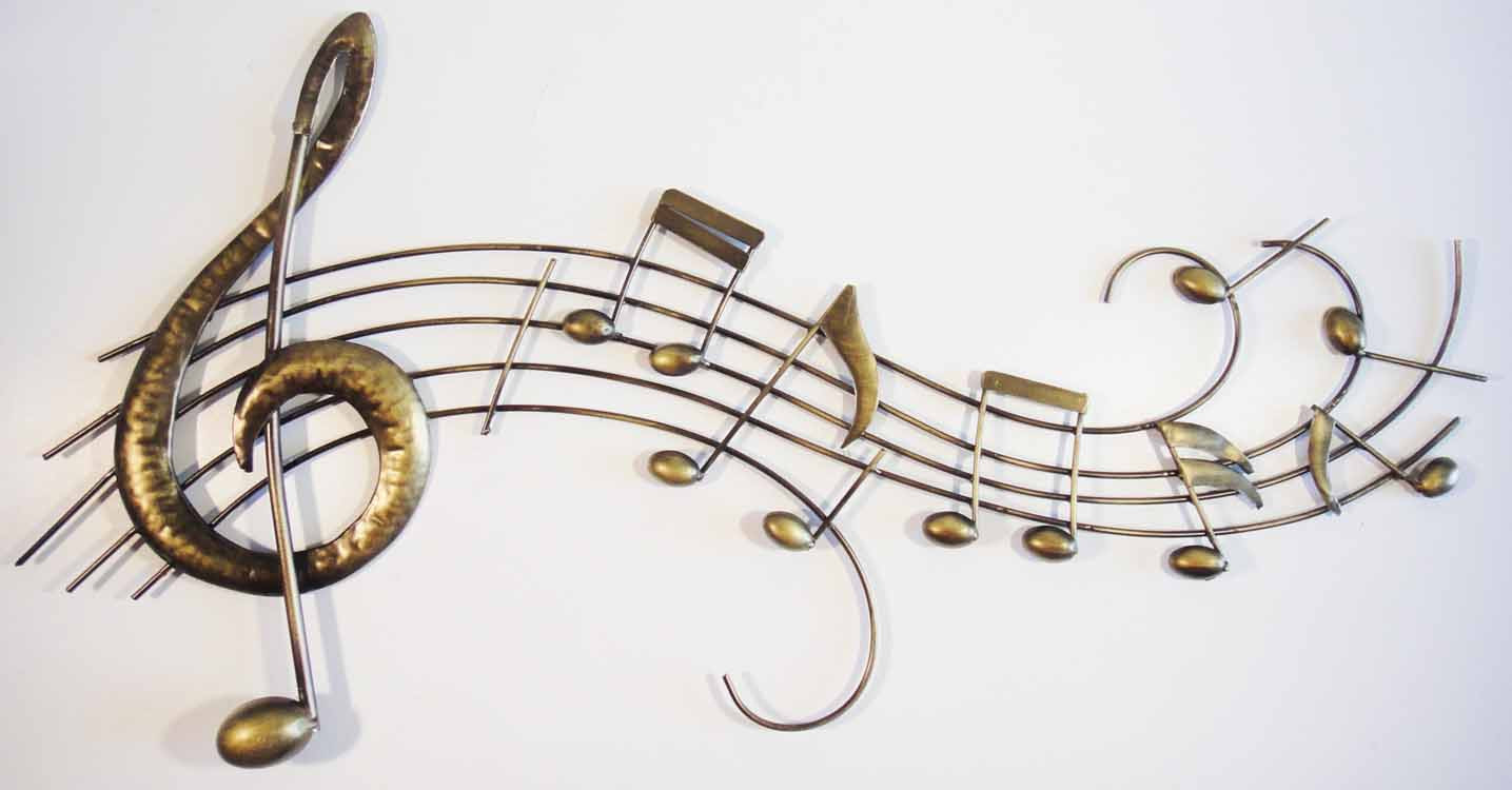 Best ideas about Music Wall Art . Save or Pin Contemporary Metal Wall Art Modern Range Now.
