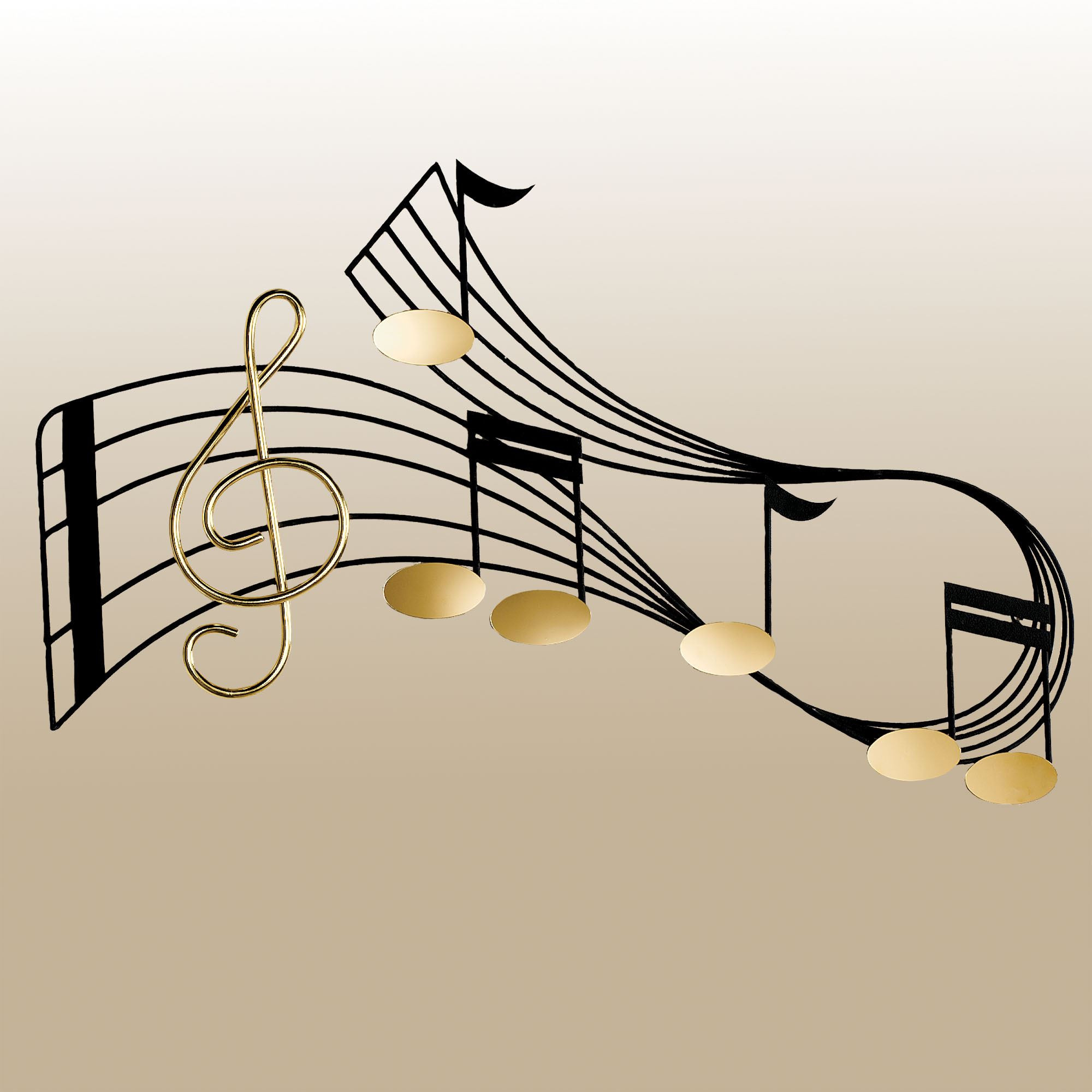 Best ideas about Music Wall Art . Save or Pin Rhythm Metal Wall Sculpture Now.