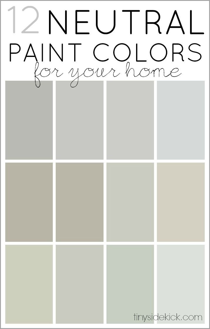 Best ideas about Neutral Paint Colors . Save or Pin Neutral Paint Colors on Pinterest Now.