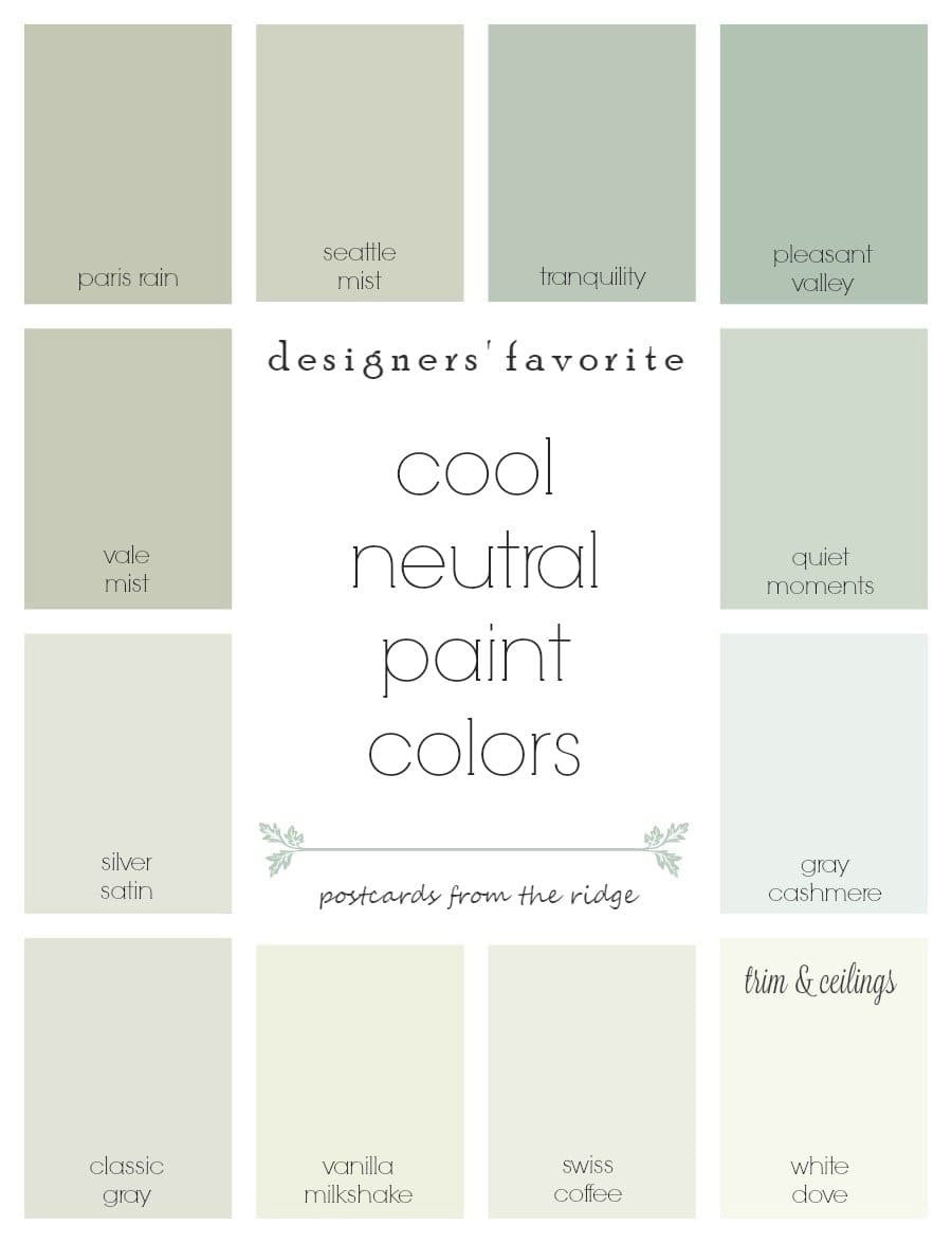 Best ideas about Neutral Paint Colors . Save or Pin 34 Neutral Paint Colors Ideas to Beautify Your Walls Now.