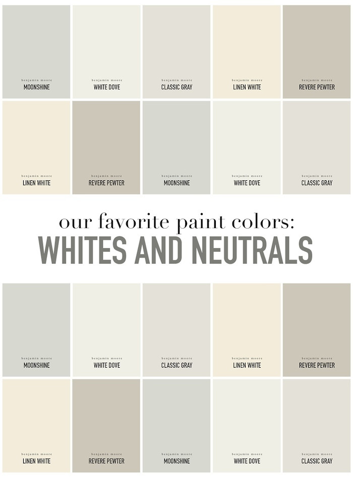 Best ideas about Neutral Paint Colors . Save or Pin Inside The Orange Box Favorite White and Light Neutral Now.