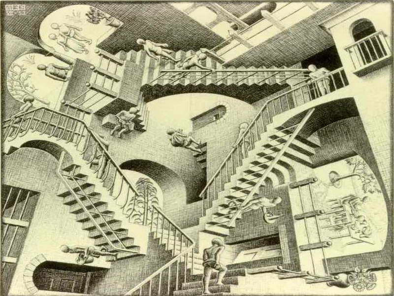 Best ideas about Never Ending Staircase . Save or Pin Architecture & Plan What Exactly is Never Ending Now.
