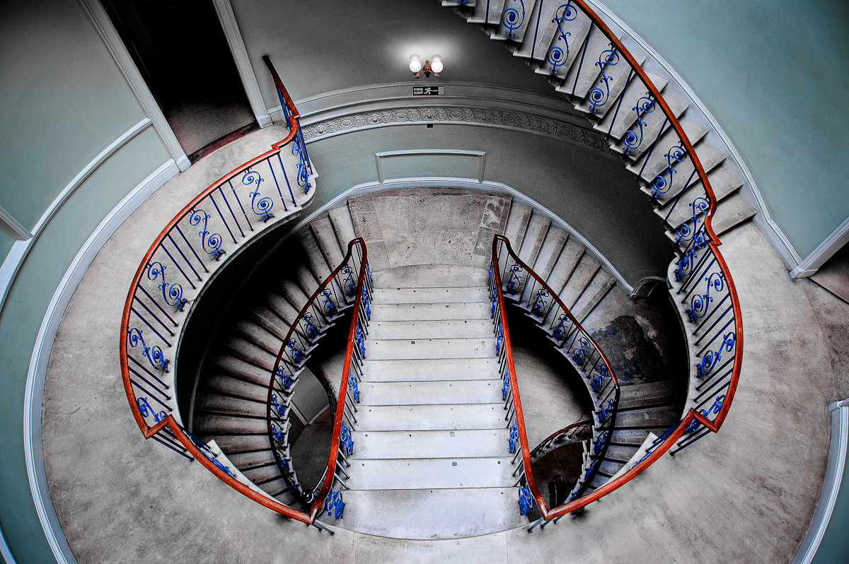 Best ideas about Never Ending Staircase . Save or Pin Never Ending Staircase Now.