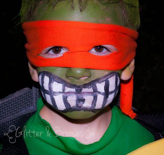 Best ideas about Ninja Turtle Masks DIY . Save or Pin teenage mutant ninja turtles DIY eye mask Now.