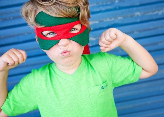 Best ideas about Ninja Turtle Masks DIY . Save or Pin Items similar to Teenage Mutant Ninja Turtle Mask Dress Now.
