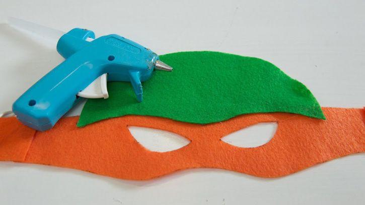 Best ideas about Ninja Turtle Masks DIY . Save or Pin How to Make a Teenage Mutant Ninja Turtle Costume Now.