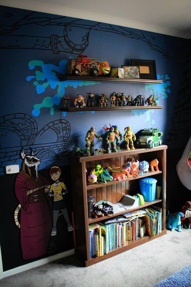 Best ideas about Ninja Turtles Bedroom Decorations . Save or Pin Best 20 Ninja Turtle Bedroom ideas on Pinterest Now.