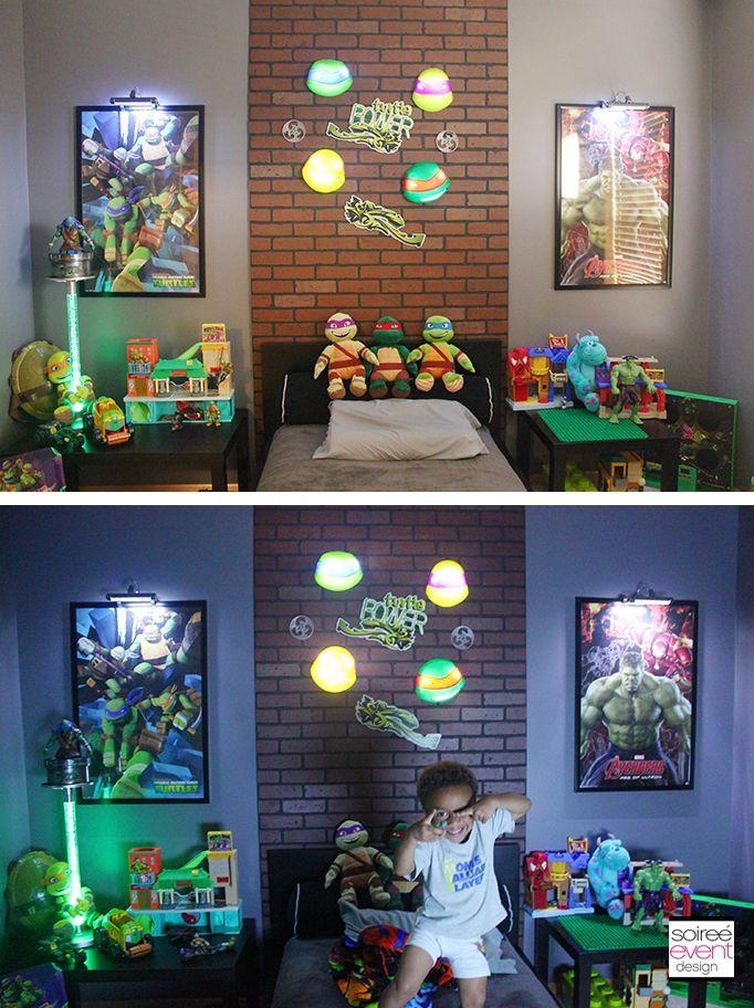 Best ideas about Ninja Turtles Bedroom Decorations . Save or Pin Best 25 Ninja turtle bedroom ideas on Pinterest Now.