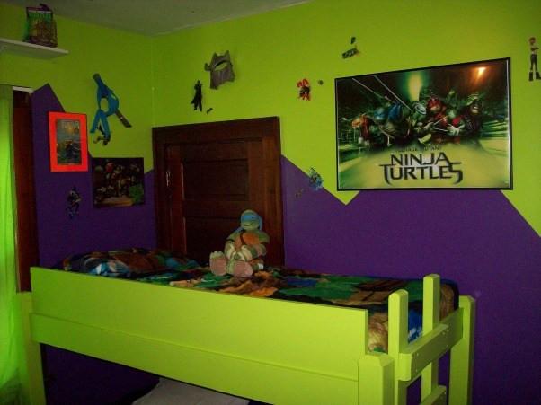 Best ideas about Ninja Turtles Bedroom Decorations . Save or Pin TMNT Bedroom Decoration Ideas Now.