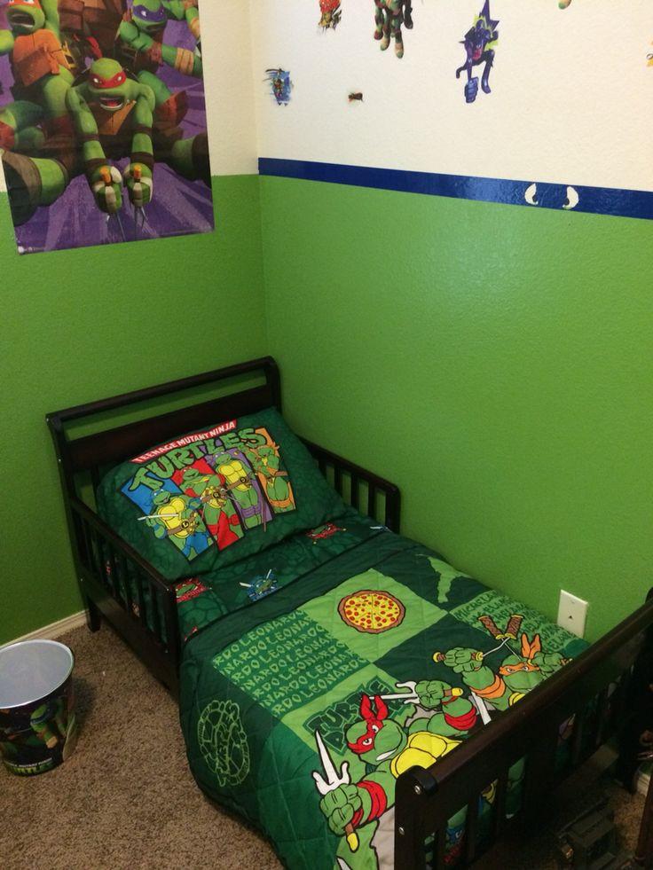 Best ideas about Ninja Turtles Bedroom Decorations . Save or Pin Teenage Mutant Ninja Turtles Bedroom Now.