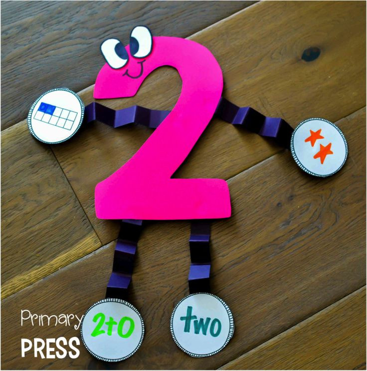 Best ideas about Number Crafts For Preschoolers . Save or Pin Best 25 Number crafts ideas on Pinterest Now.