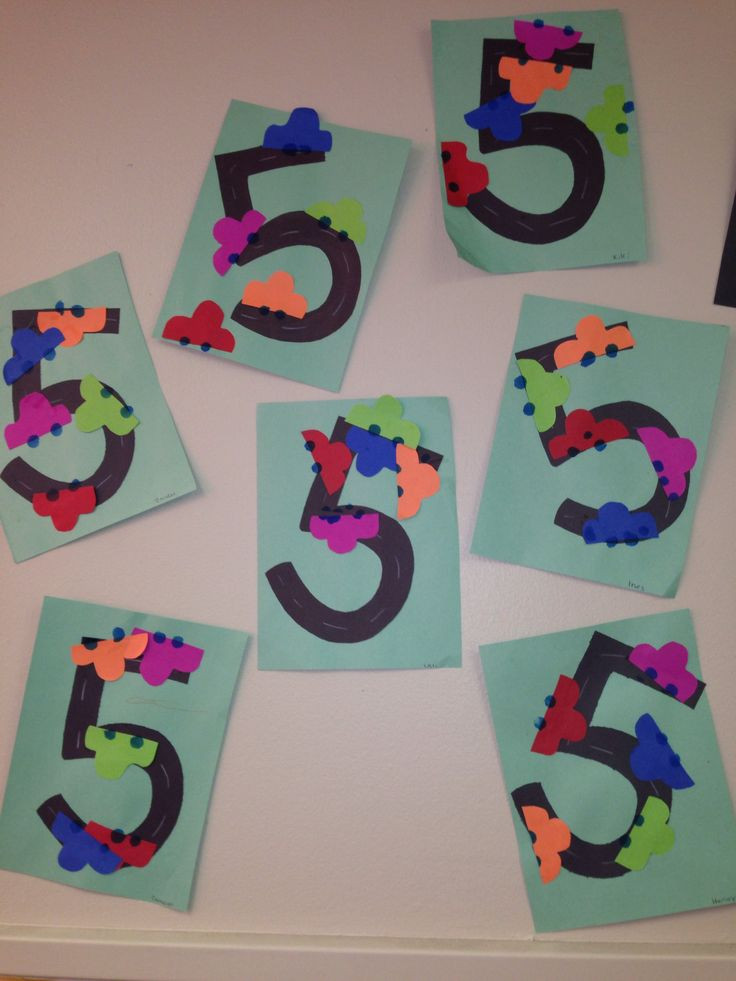 Best ideas about Number Crafts For Preschoolers . Save or Pin Crafts Actvities and Worksheets for Preschool Toddler and Now.