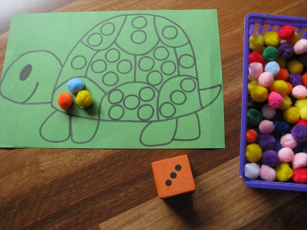 Best ideas about Number Crafts For Preschoolers . Save or Pin List of Number Activities Now.