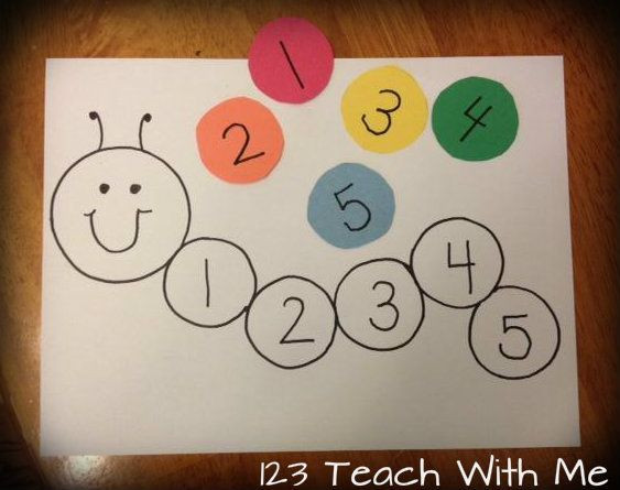 Best ideas about Number Crafts For Preschoolers . Save or Pin Best 25 Number recognition activities ideas on Pinterest Now.