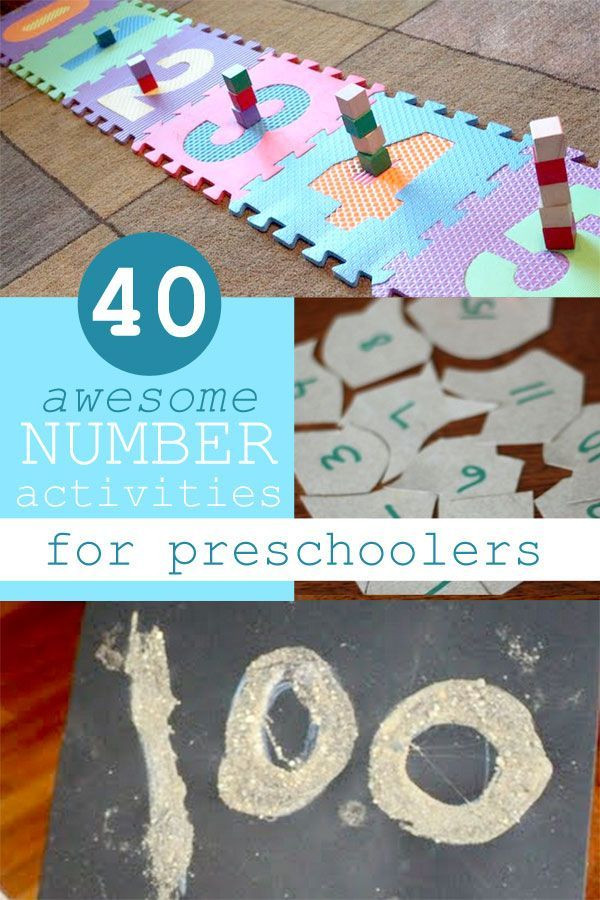Best ideas about Number Crafts For Preschoolers . Save or Pin 17 Best ideas about Preschool Number Activities on Now.