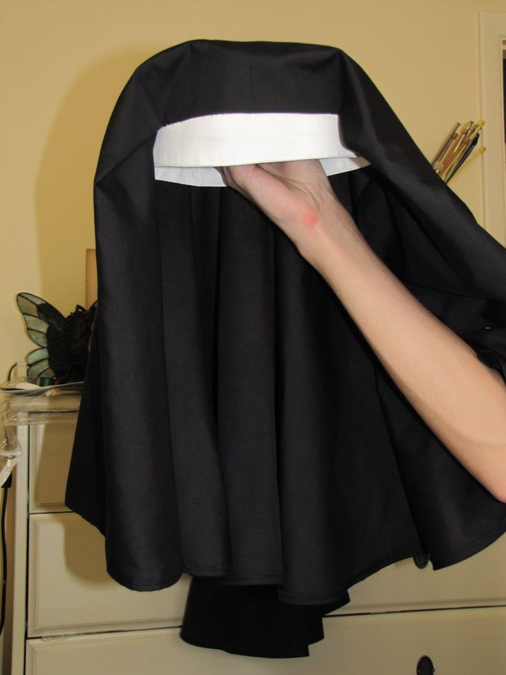 Best ideas about Nun Costume DIY . Save or Pin Pin de Diane Herder em Sewing em 2019 Now.