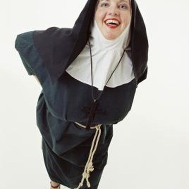Best ideas about Nun Costume DIY . Save or Pin 1000 ideas about Nun Costume on Pinterest Now.