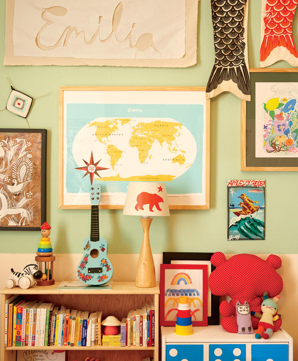 Best ideas about Nursery Wall Art . Save or Pin 25 Imparadise Nursery Wall Decor For Your Loveable Babies Now.