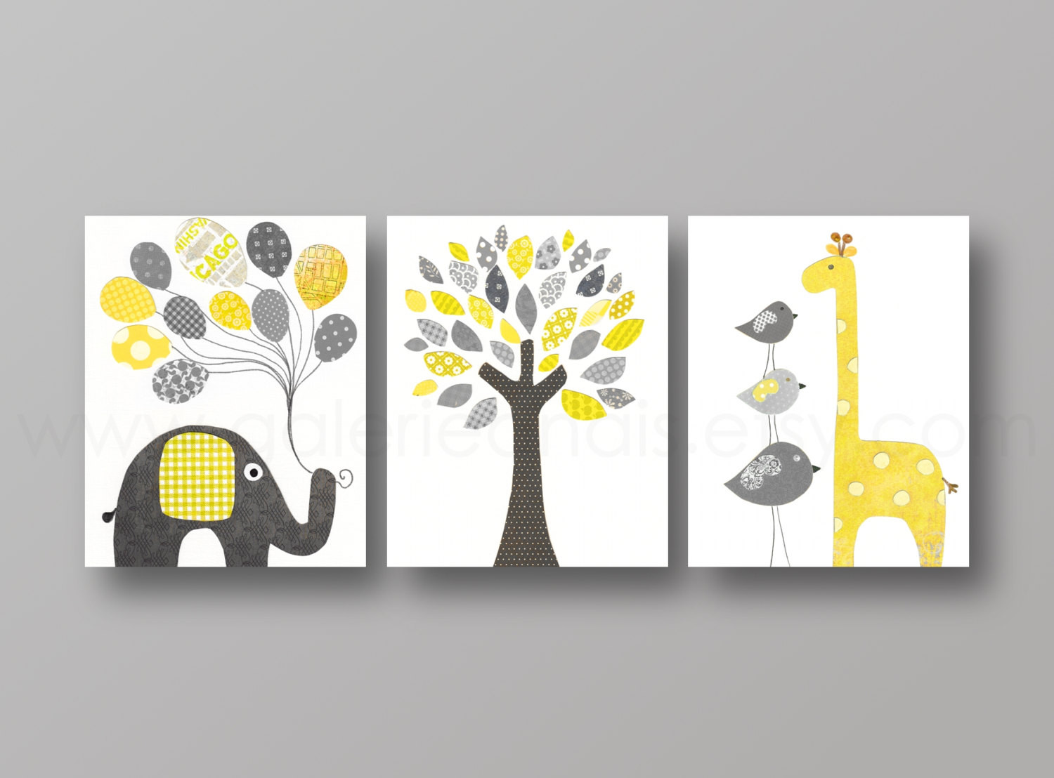 Best ideas about Nursery Wall Art . Save or Pin Nursery art print Nursery wall decor baby nursery by Now.