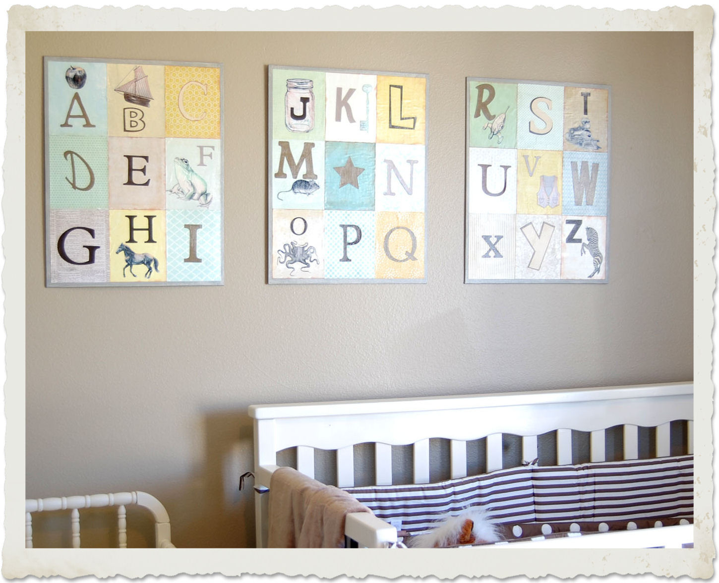Best ideas about Nursery Wall Art . Save or Pin Nursery Room Wall Decor The Graphics Fairy Now.