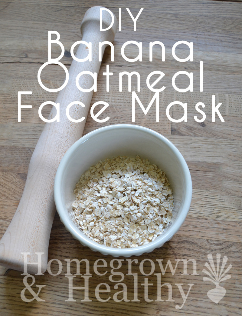Best ideas about Oatmeal Mask DIY . Save or Pin DIY Oatmeal Face Mask and giveaway Homegrown in the Valley Now.