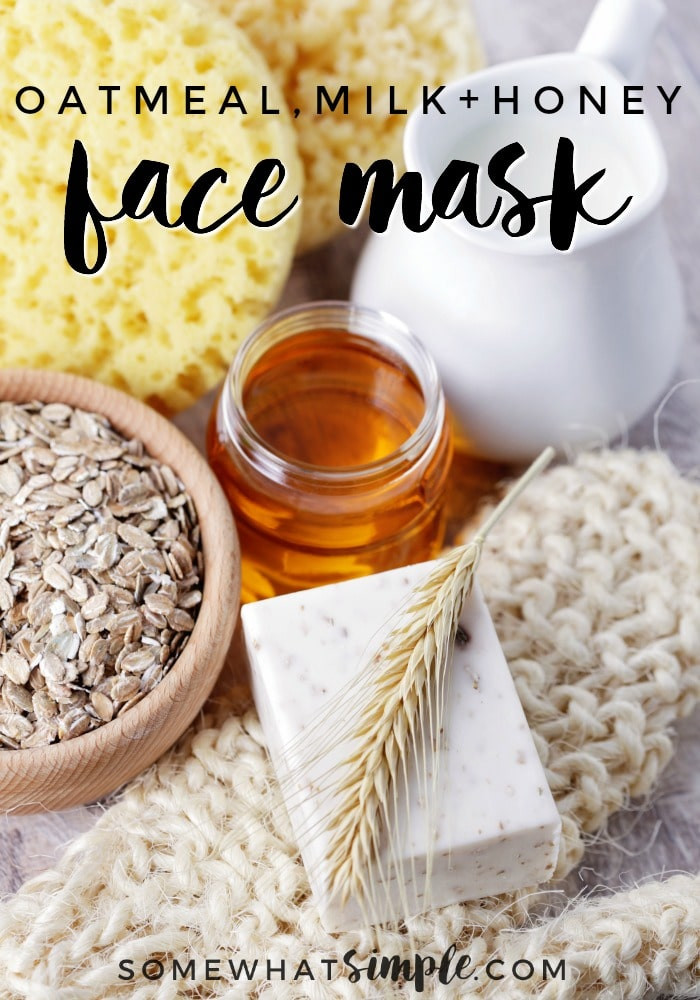 Best ideas about Oatmeal Mask DIY . Save or Pin Easy DIY Honey Oatmeal Face Mask Now.