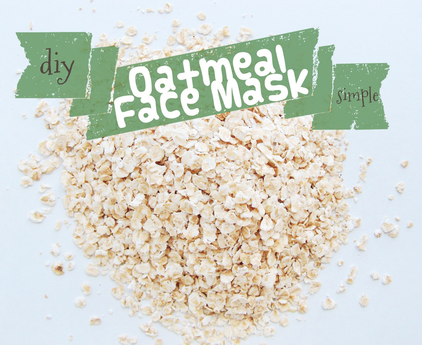 Best ideas about Oatmeal Mask DIY . Save or Pin Simple oatmeal mask Homegrown & Healthy Now.