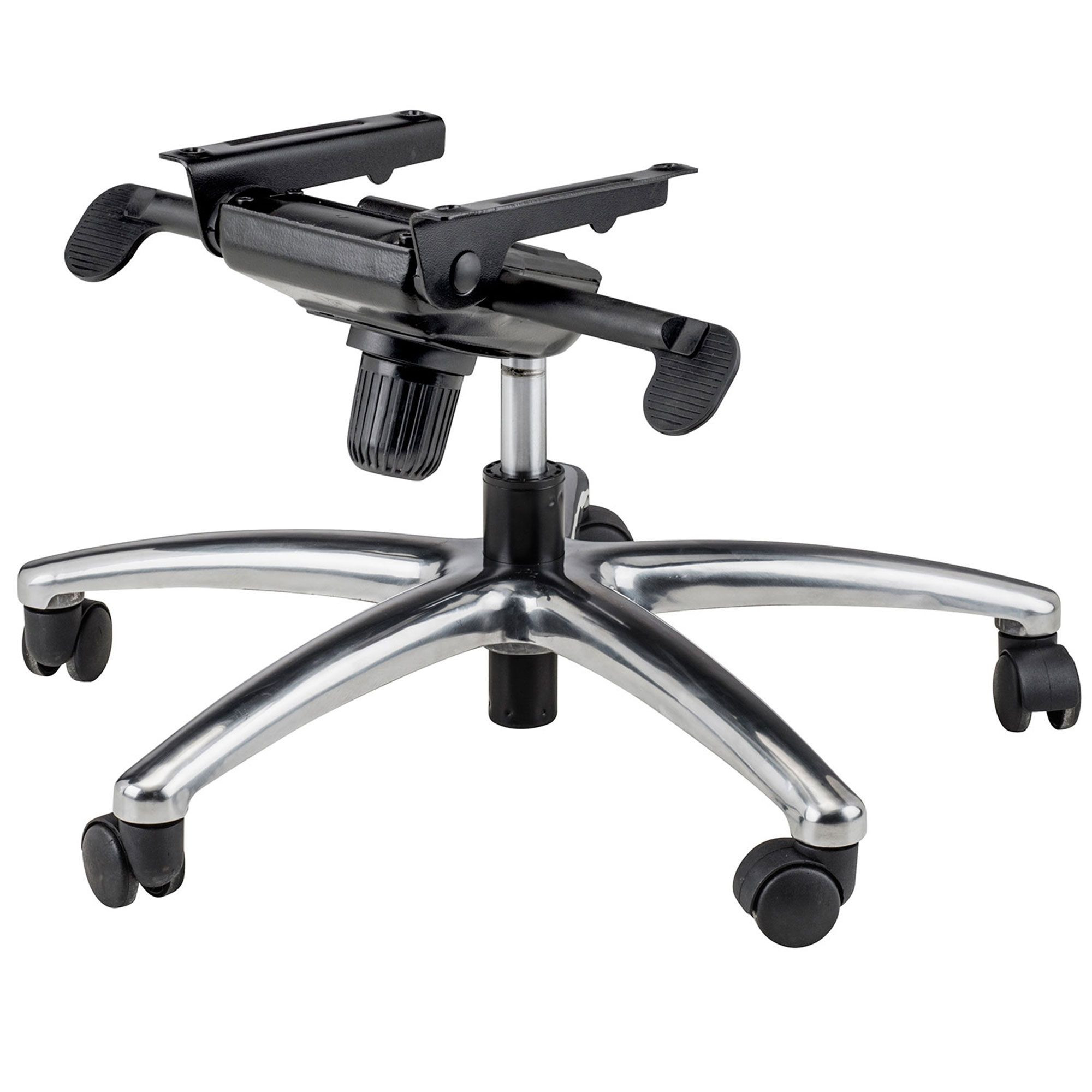 Best ideas about Office Chair Base . Save or Pin Sparco Rolling Wheel fice Work Chair Seat Base Without Now.