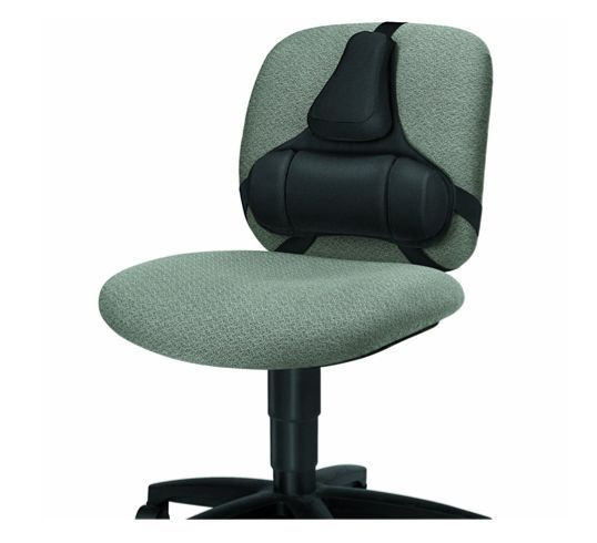 Best ideas about Office Chair Lumbar Support . Save or Pin New Back Support Black fice Chair Lower Lumbar Posture Now.