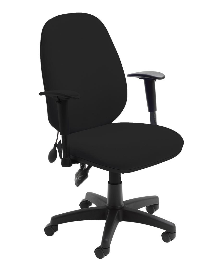 Best ideas about Office Chair Lumbar Support . Save or Pin Sofia fice Chair with Lumbar Support Now.