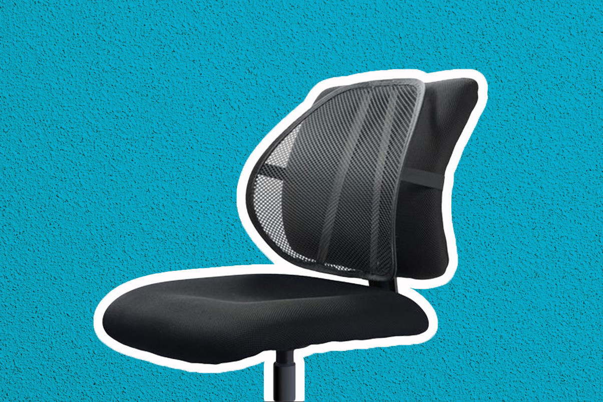 Best ideas about Office Chair Lumbar Support . Save or Pin The Best Lumbar Support for Your fice Chair Now.