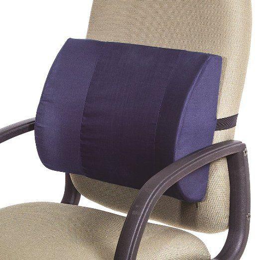 Best ideas about Office Chair Lumbar Support . Save or Pin 1000 images about fice Chair Back Support on Pinterest Now.