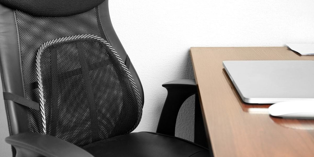 Best ideas about Office Chair Lumbar Support . Save or Pin 11 Best Back Supports for fice Chairs 2018 Review Now.