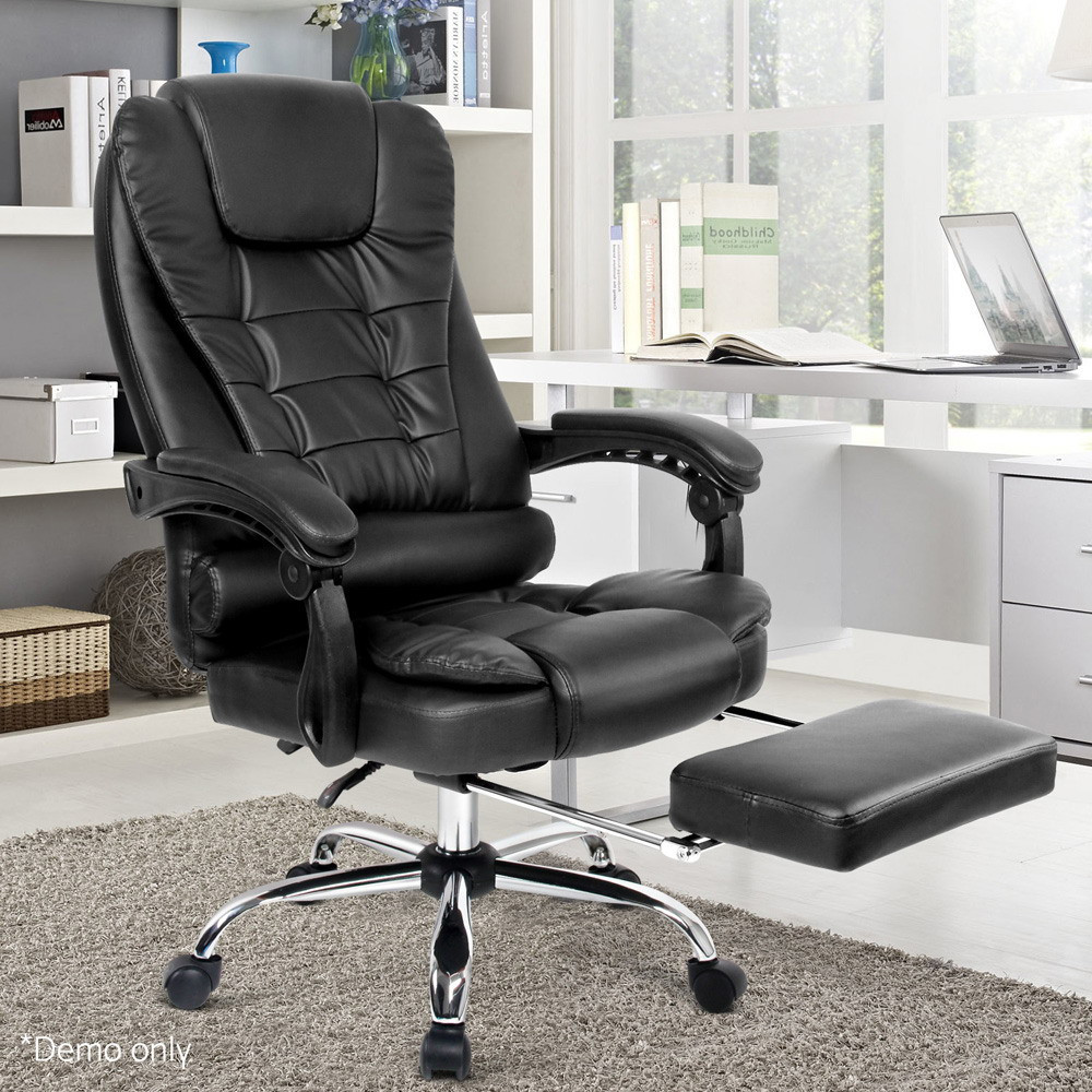 Best ideas about Office Chair Recliner . Save or Pin Buy Now Executive fice puter Chair Recliner Work Seat Now.