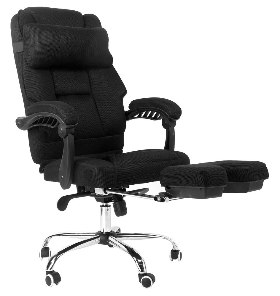Best ideas about Office Chair Recliner . Save or Pin Merax High Back Executive Mesh fice Chair Swivel Now.